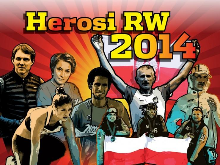 Herosi Runner's World 2014