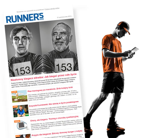 Newsletter Runner's World