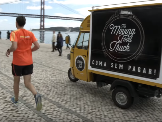 The Moving Food Truck