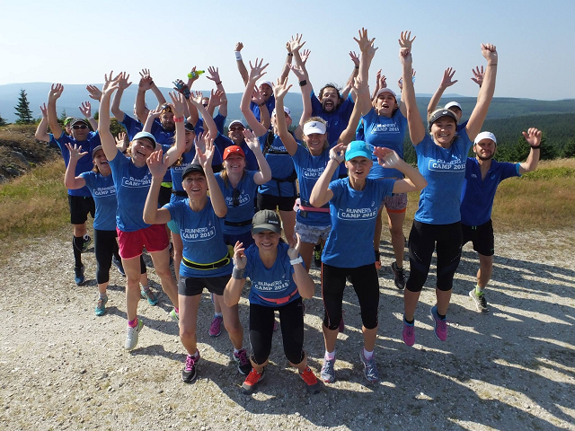 Runner's World Camp 2016