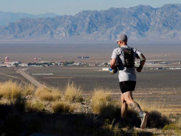 Dugway Trail and Ultra Run