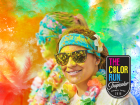 The Color Run Warszawa 2016
