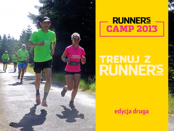 RW Camp 2013: trenuj z Runner's World!