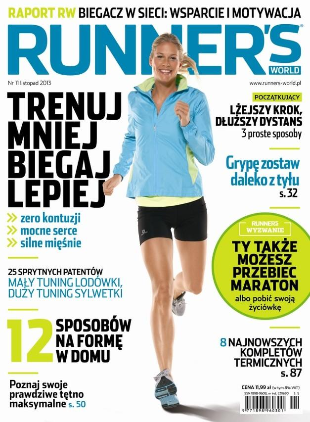 Runner's World listopad 2013