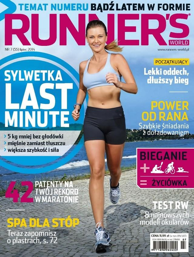 Runner's World lipiec 2014