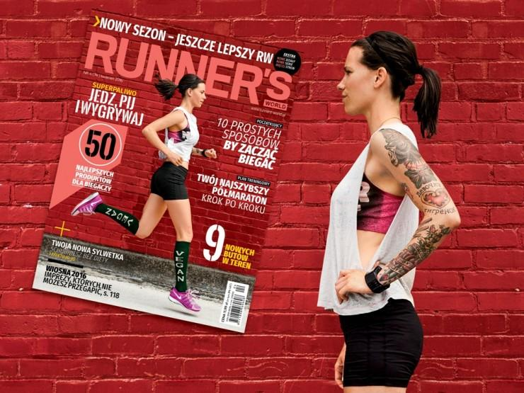Runner's World Polska, Runner's World nowy numer