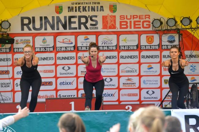 Runner's World Superbieg w Miękini