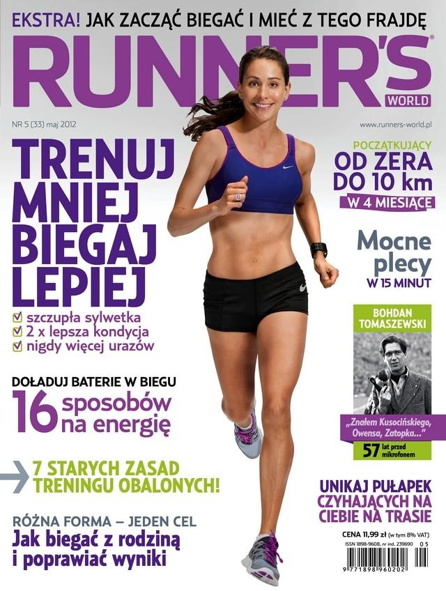 Runner\'s World maj 2012