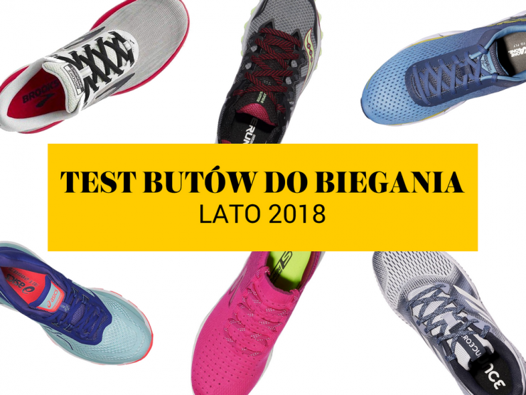 Buty do biegania - test Runner's World - lato 2018