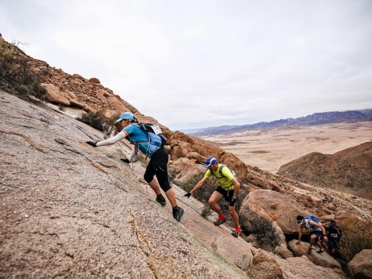 Richtersveld Transfrontier Wildrun/Namibia Crossing Wildrun