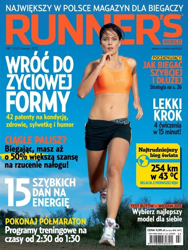 Runner's World marzec 2013