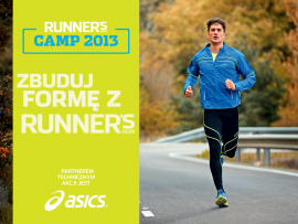RW Camp 2013: zbuduj formę z Runner's World!