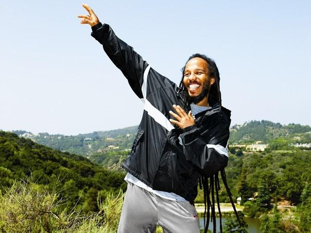 Ziggy Marley - Runner's World