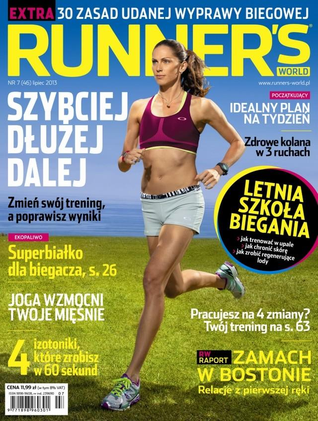 Runner's World lipiec 2013